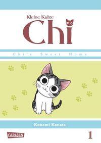 Kleine Katze Chi 1 - Klickt hier für die große Abbildung zur Rezension