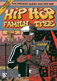 Splashcomics: Hip Hop Family Trees