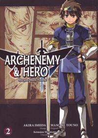 Archenemy & Hero 2 - Klickt hier für die große Abbildung zur Rezension