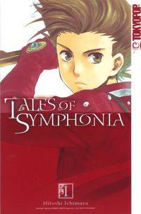 Tales of Symphonia 1 - Klickt hier für die große Abbildung zur Rezension