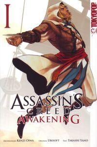 Assassins Creed: Awakening 1 - Klickt hier für die große Abbildung zur Rezension