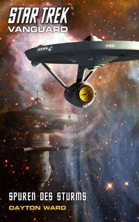 Star Trek Vanguard 9: Spuren des Sturms - Klickt hier für die große Abbildung zur Rezension