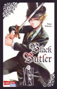 Black Butler 17 - Klickt hier für die große Abbildung zur Rezension
