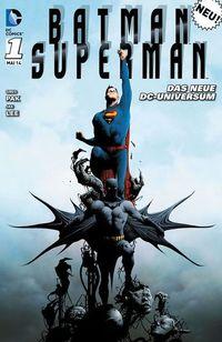 Batman/Superman 1: Gefahr für zwei Welten - Klickt hier für die große Abbildung zur Rezension
