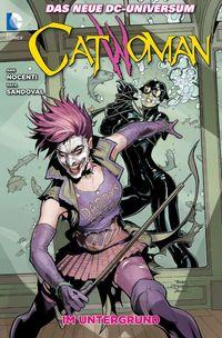 Catwoman 5: Im Untergrund - Klickt hier für die große Abbildung zur Rezension