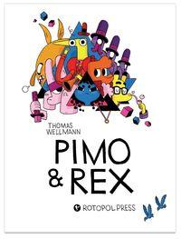 Pimo & Rex - Klickt hier für die große Abbildung zur Rezension