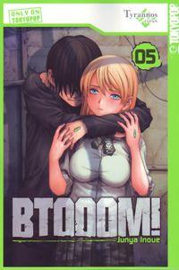 BTOOOM! 5 - Klickt hier für die große Abbildung zur Rezension