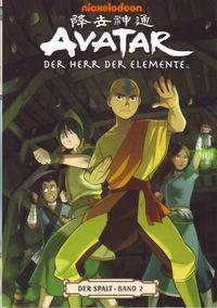 Avatar - Der Herr der Elemente 9: Der Spalt 2 - Klickt hier für die große Abbildung zur Rezension