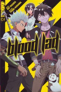 Blood Lad Novel - Klickt hier für die große Abbildung zur Rezension