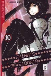 Knights of Sidonia 10 - Klickt hier für die große Abbildung zur Rezension