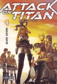 Attack on Titan 4 - Klickt hier für die große Abbildung zur Rezension