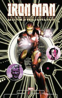 Marvel Exklusiv 110: Iron Man - Unausweichlich - Klickt hier für die große Abbildung zur Rezension
