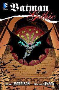 Batman: Legenden des dunklen Ritters - Gothic - Klickt hier für die große Abbildung zur Rezension
