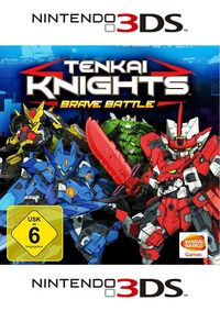 Tenkai Knights: Brave Battle