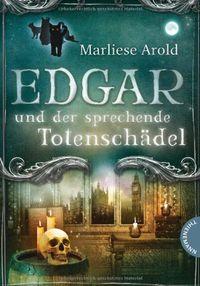Splashbooks: Edgar und der sprechende Totenschädel