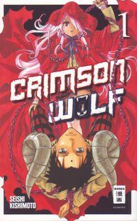 Crimson Wolf 1 - Klickt hier für die große Abbildung zur Rezension