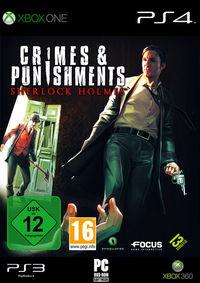 Sherlock Holmes: Crimes & Punishments - Klickt hier für die große Abbildung zur Rezension