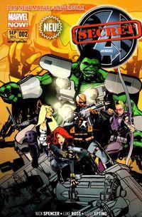 Secret Avengers 2 - Klickt hier für die große Abbildung zur Rezension