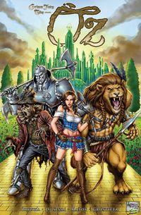 Grimm Fairy Tales präsentiert OZ 1 - Klickt hier für die große Abbildung zur Rezension