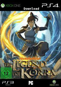 The Legend of Korra - Klickt hier für die große Abbildung zur Rezension