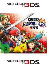 Super Smash Bros. (3DS) - Klickt hier für die große Abbildung zur Rezension
