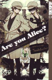 Are you Alice 9 - Klickt hier für die große Abbildung zur Rezension