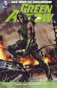 Green Arrow Megaband 2: Krieg der Outsiders - Klickt hier für die große Abbildung zur Rezension