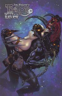 Tarot – Witch of the Black Rose 13: Am Ende der dunklen Spirale - Klickt hier für die große Abbildung zur Rezension
