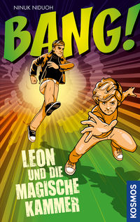 BANG! Leon und die magische Kammer  - Klickt hier für die große Abbildung zur Rezension