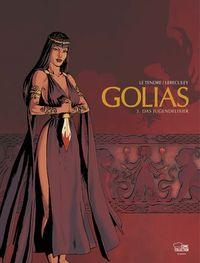 Golias 3: Das Jugendelixier - Klickt hier für die große Abbildung zur Rezension