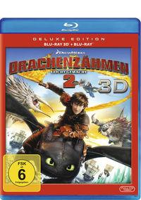Splashmovies: Drachenzähmen leicht gemacht 2 (Blu-ray 3D)