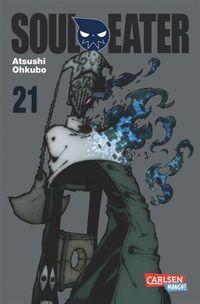 Soul Eater 21 - Klickt hier für die große Abbildung zur Rezension