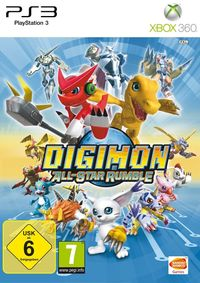 Digimon - All-Star Rumble