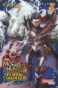 Monster Hunter Flash Hunter 3 - Klickt hier für die große Abbildung zur Rezension