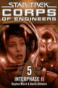 Star Trek – Corps of Engineers 5: Interphase II - Klickt hier für die große Abbildung zur Rezension