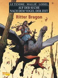 Auf der Suche nach dem Vogel der Zeit 8: Ritter Bragon - Klickt hier für die große Abbildung zur Rezension