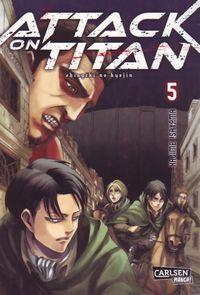 Attack on Titan 5 - Klickt hier für die große Abbildung zur Rezension