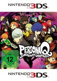 Persona Q - Klickt hier für die große Abbildung zur Rezension