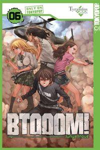 BTOOOM! 6 - Klickt hier für die große Abbildung zur Rezension