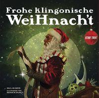 Frohe klingonische WeiHnach't - Klickt hier für die große Abbildung zur Rezension