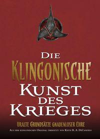 Die klingonische Kunst des Krieges - Klickt hier für die große Abbildung zur Rezension