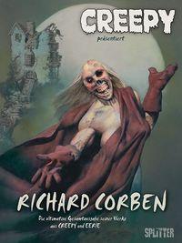 Creepy: Richard Corben Gesamtausgabe - Klickt hier für die große Abbildung zur Rezension