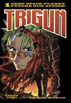 Trigun 1 - Klickt hier für die große Abbildung zur Rezension