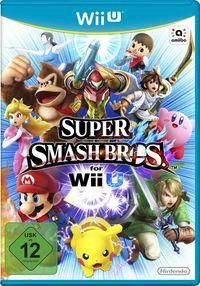 Super Smash Bros. for Wii U - Klickt hier für die große Abbildung zur Rezension