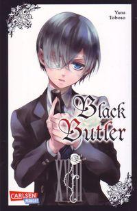 Black Butler 18 - Klickt hier für die große Abbildung zur Rezension