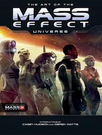 The Art of The Mass Effect Universe - Klickt hier für die große Abbildung zur Rezension