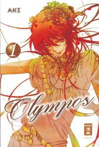 Olympos 1 - Klickt hier für die große Abbildung zur Rezension