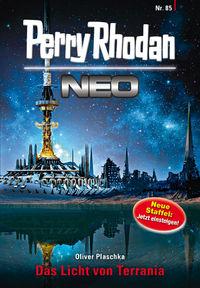 Perry Rhodan Neo 85: Das Licht von Terraria - Klickt hier für die große Abbildung zur Rezension