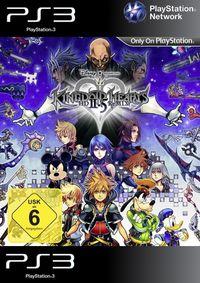 Kingdom Hearts HD 2.5 ReMIX - Klickt hier für die große Abbildung zur Rezension