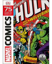 Marvel Comics: 75 Years of Cover Art - Klickt hier für die große Abbildung zur Rezension